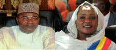 Le couple Djimet et Mariam Ibet à la police judiciaire