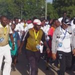 Manifestation des étudiants de l'université de N'Djaména 2