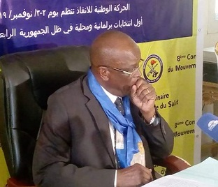 Emmanuel Nadingar annonce le 8ème congrès du Mps pour demain 1