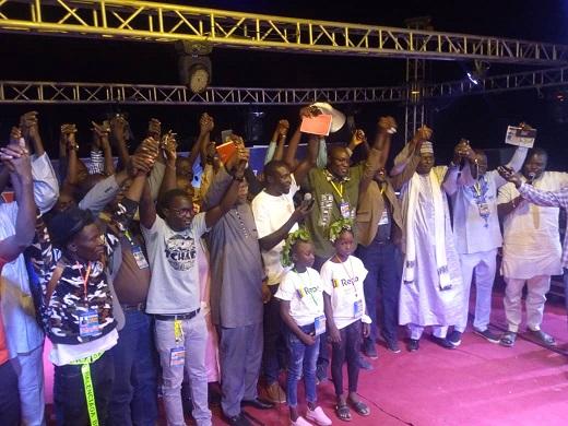 N'Djam Vi 2019 pour l'unité des fils du Tchad 1