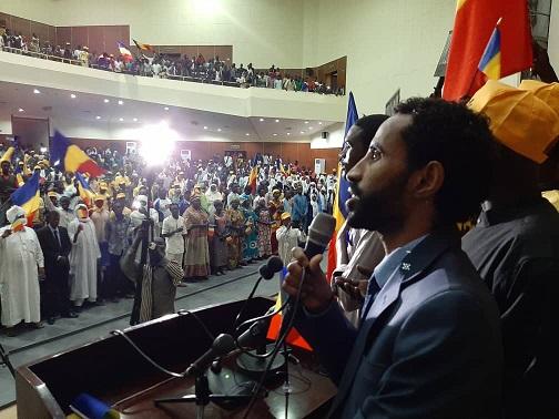 « Nul n'a le droit de déstabiliser le Tchad sur l'autel de ses intérêts », Mahamoud Ali Seid 1