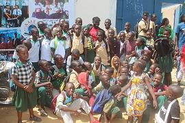 ''Dakouna espoir'', la quête de dignité pour les enfants de la rue 1