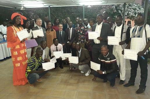 Près de trente journalistes formés sur le traitement médiatique des élections 1