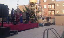 Cargo-Tchad célèbre Noël en musique 1