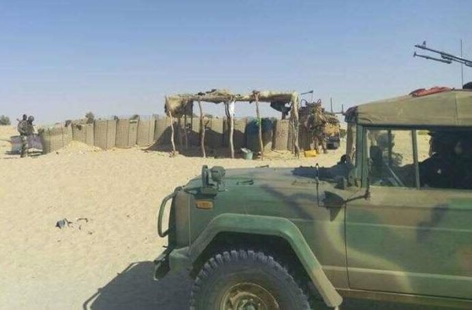 13 casques bleus tchadiens blessés dans l'attaque contre le camp de la Minusma 1