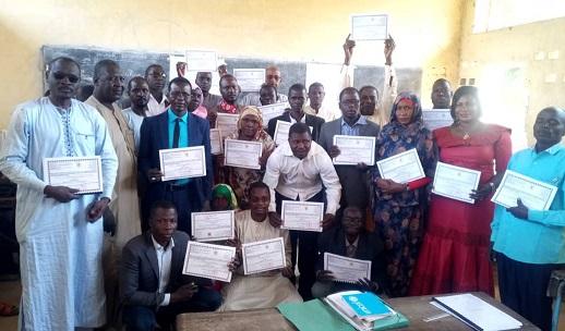 Les directeurs d'école formés sur la gouvernance participative, l'accompagnement pédagogique et éducatif