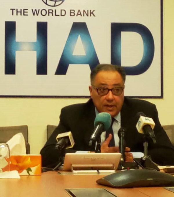 Hafez Ghanem : « nous sommes satisfaits de notre coopération et de notre partenariat avec le Tchad »