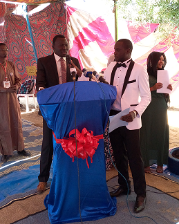 Happiness center et les atouts de la langue anglaise au Tchad 1
