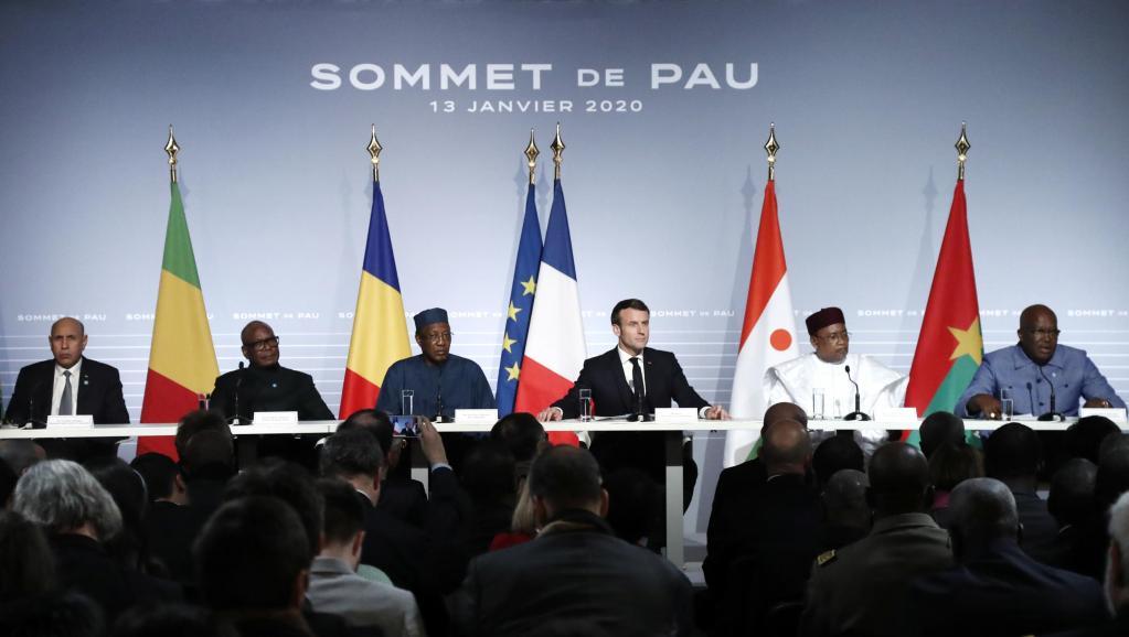 L'intégralité de la déclaration des chefs d'Etat au sommet de de Pau 1