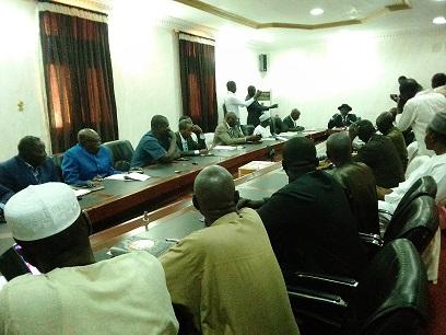 Le G24 veut passer de la parole à l'action pour changer le Tchad 1