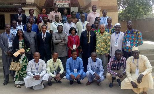 La Ltdh forme les journalistes sur le monitoring électoral 1