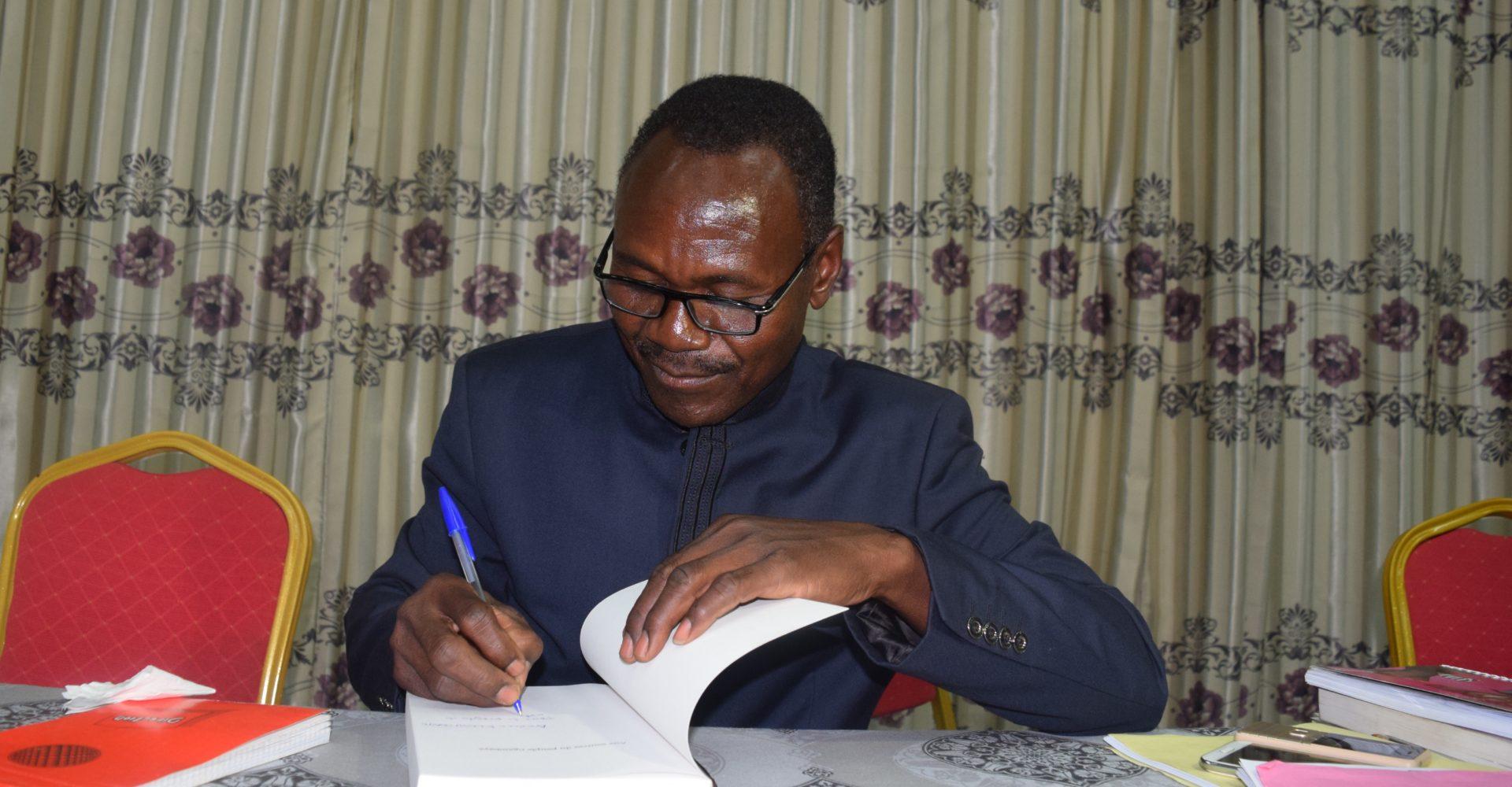 ''Aux sources du peuple ngambaye'' de Delphin  Djelkouada Mbaï-ornum 1