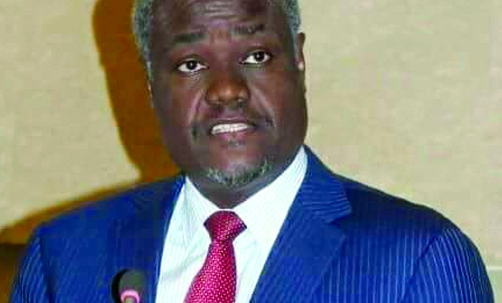 Moussa Faki Mahamat laisse planer le doute sur sa candidature à la tête de la commission de l'Ua 1
