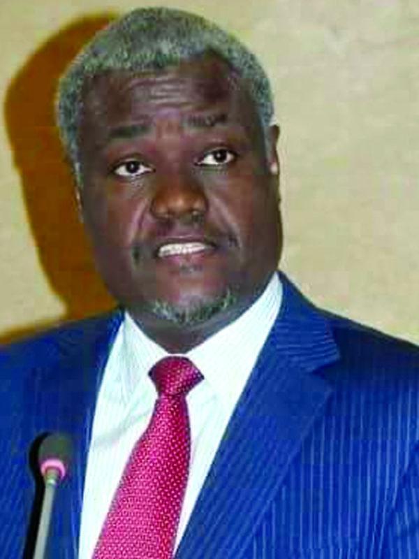 Moussa Faki Mahamat laisse planer le doute sur sa candidature à la tête de la commission de l'Ua