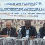 Besso Ernest Mahamat et ses codétenus demandent de l'aide à Deby 2