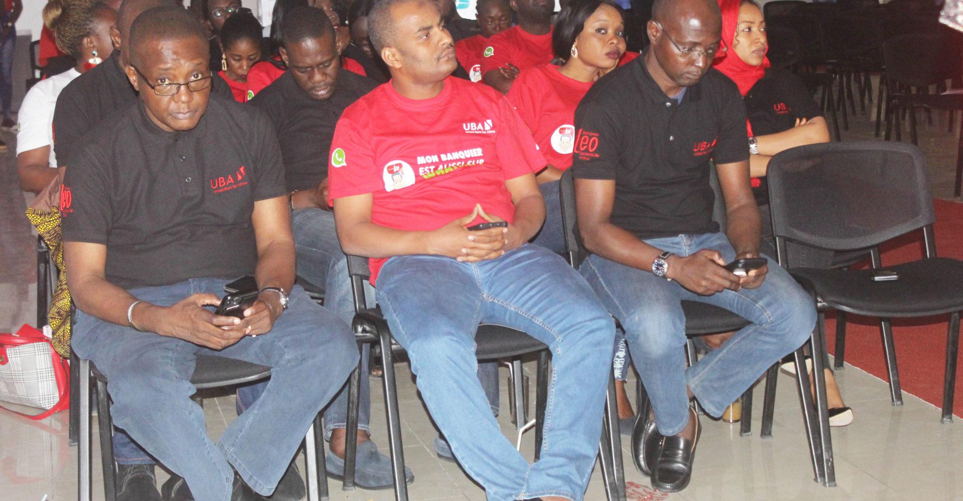 Uba Tchad lance Léo sur WhatsApp, un banquier virtuel 1