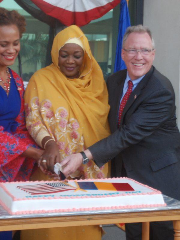 L'ambassade des Usa au Tchad célèbre le 244ème anniversaire d'indépendance