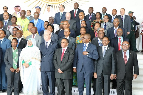 Le Tchad abritera la prochaine session du conseil exécutif de l'UA 1