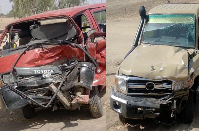 Plusieurs blessés dans un accident de circulation 1