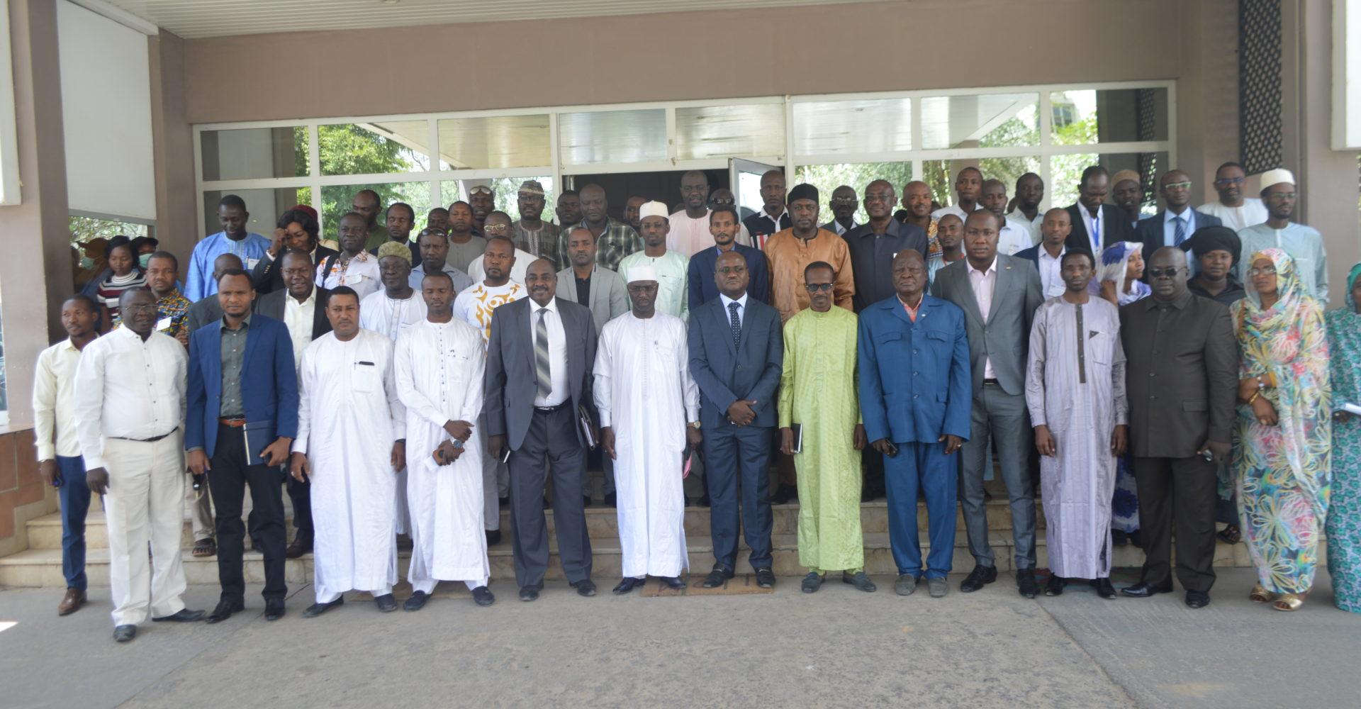 Les conseillers nationaux de la Cascidho à l'école de la cybercriminalité 1