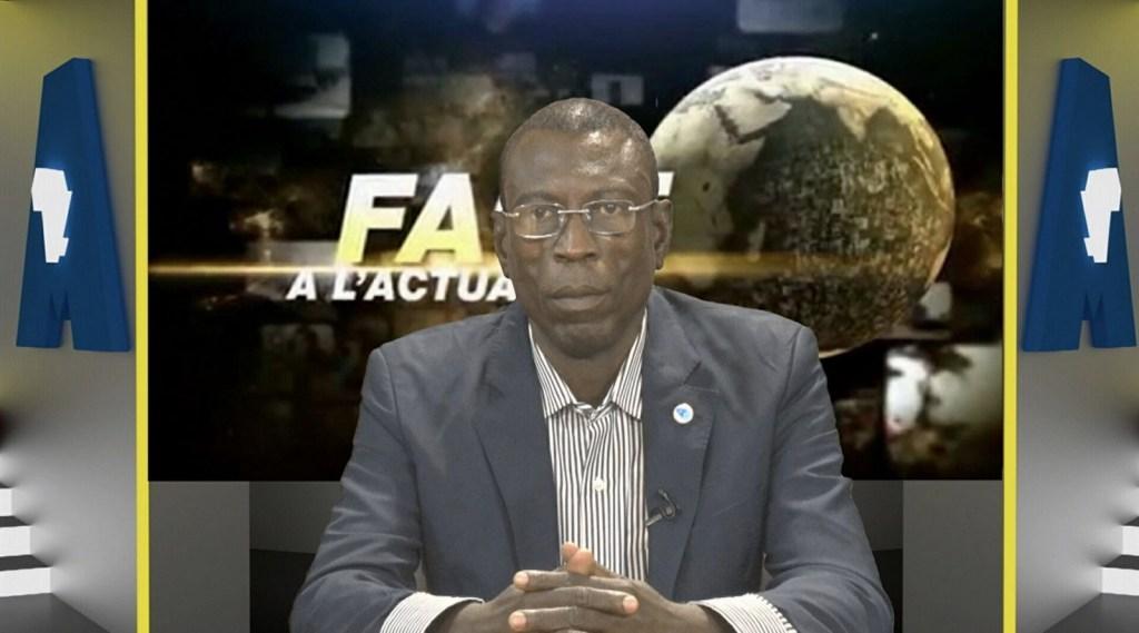 Le Directeur d'Afrique Média tire sa révérence 1