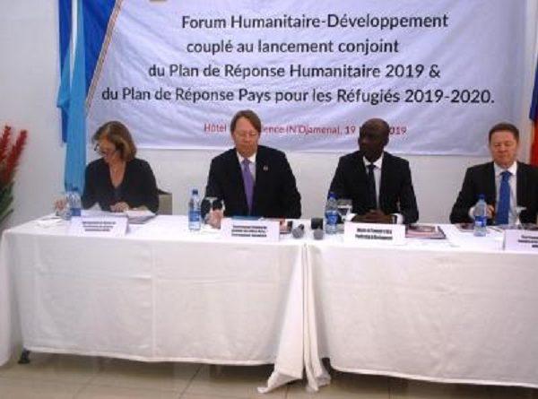 Covid 19: le Tchad reporte la 1ère édition du forum humanitaire et développement