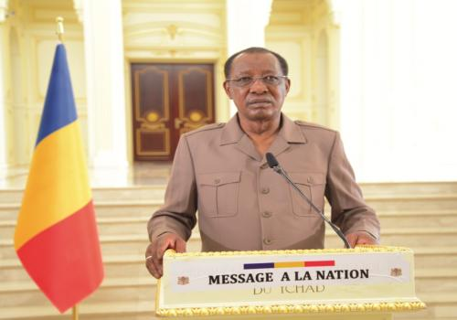 Message du chef de l'Etat à la nation au sujet du Covid 19