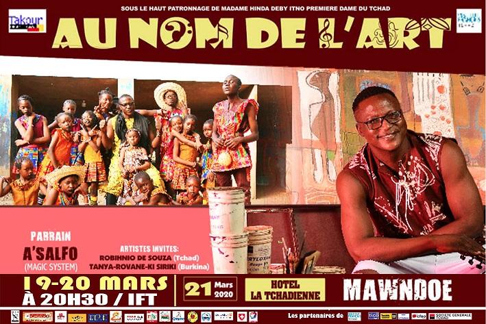 Coronavirus : les concerts de Mawndoé Célestin à l'Ift les 19 et 20 mars annulés 1
