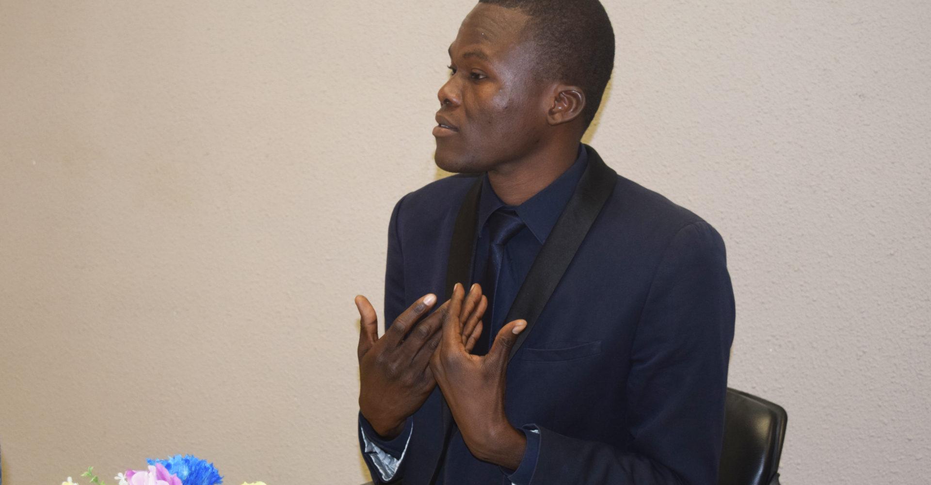 Ngaralbaye se penche sur ''le défis de la presse en ligne au Tchad'' 1