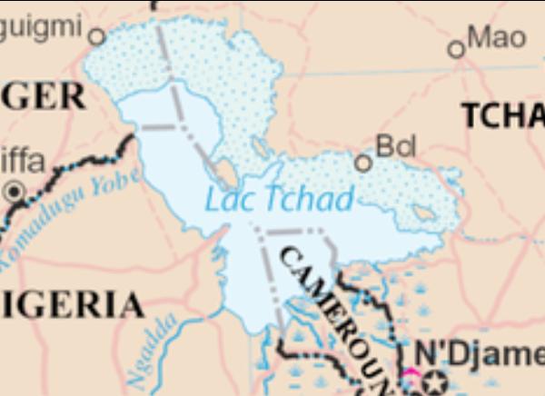 Le Lac-Tchad declaré »zone d'opération