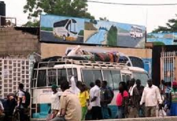 Covid19: suspension des transports communs au Tchad 1