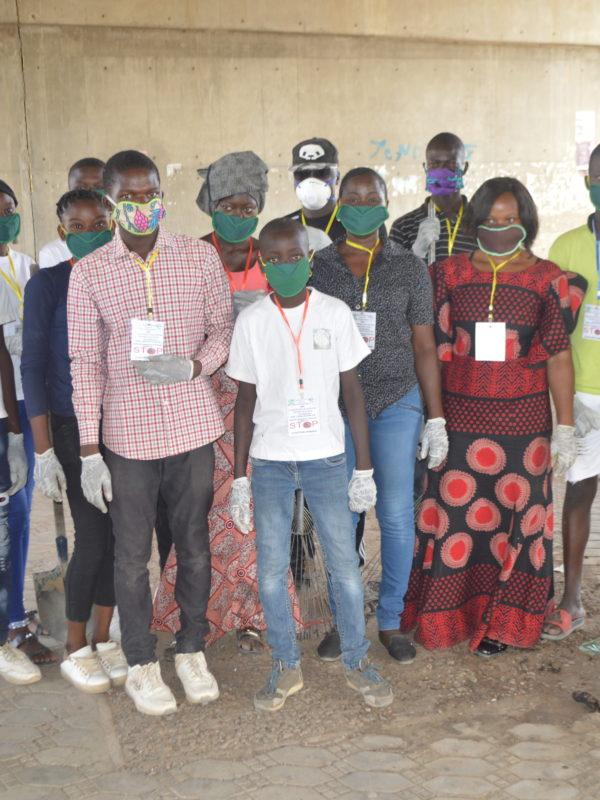 L'Ong Page Verte Tchad célèbre la journée mondiale de la terre