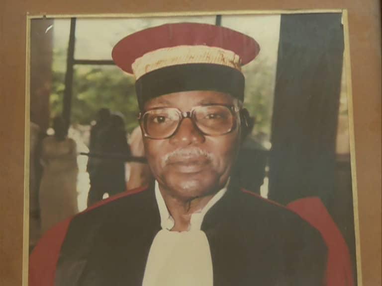 Une mémoire du Tchad s'est éteinte, Mahamat Senoussi Khatir est mort 1