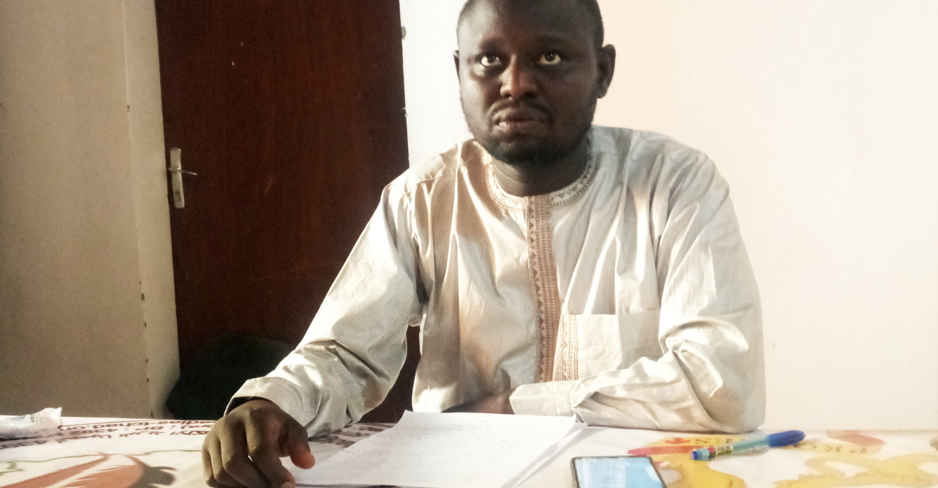 Mahamat Amine fait son Mea culpa, la Ltdh et Djafat saisissent la justice 1