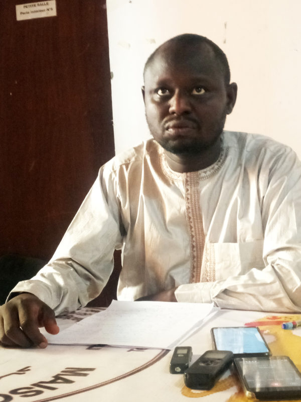 Mahamat Amine fait son Mea culpa, la Ltdh et Djafat saisissent la justice