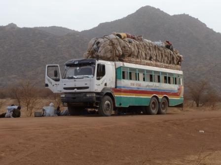 Bientôt la construction de la route Abéché-Abougoulème à la frontière du soudan 1