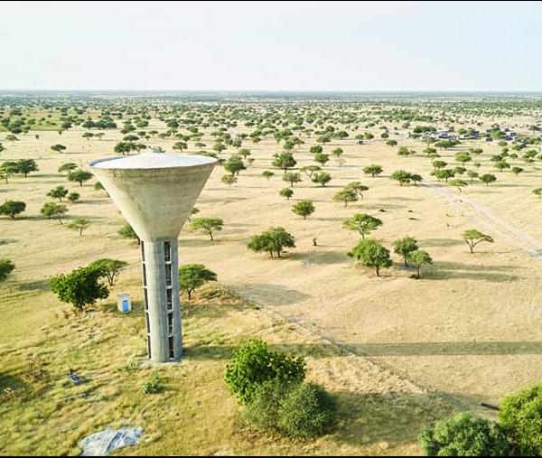 L'effondrement du château d'eau de Massakory: l'Onic-T plaide pour une collaboration