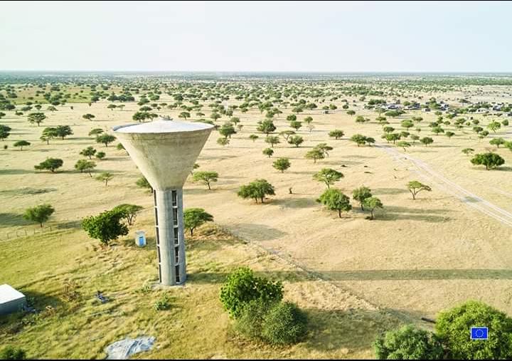 L'effondrement du château d'eau de Massakory: l'Onic-T plaide pour une collaboration 1
