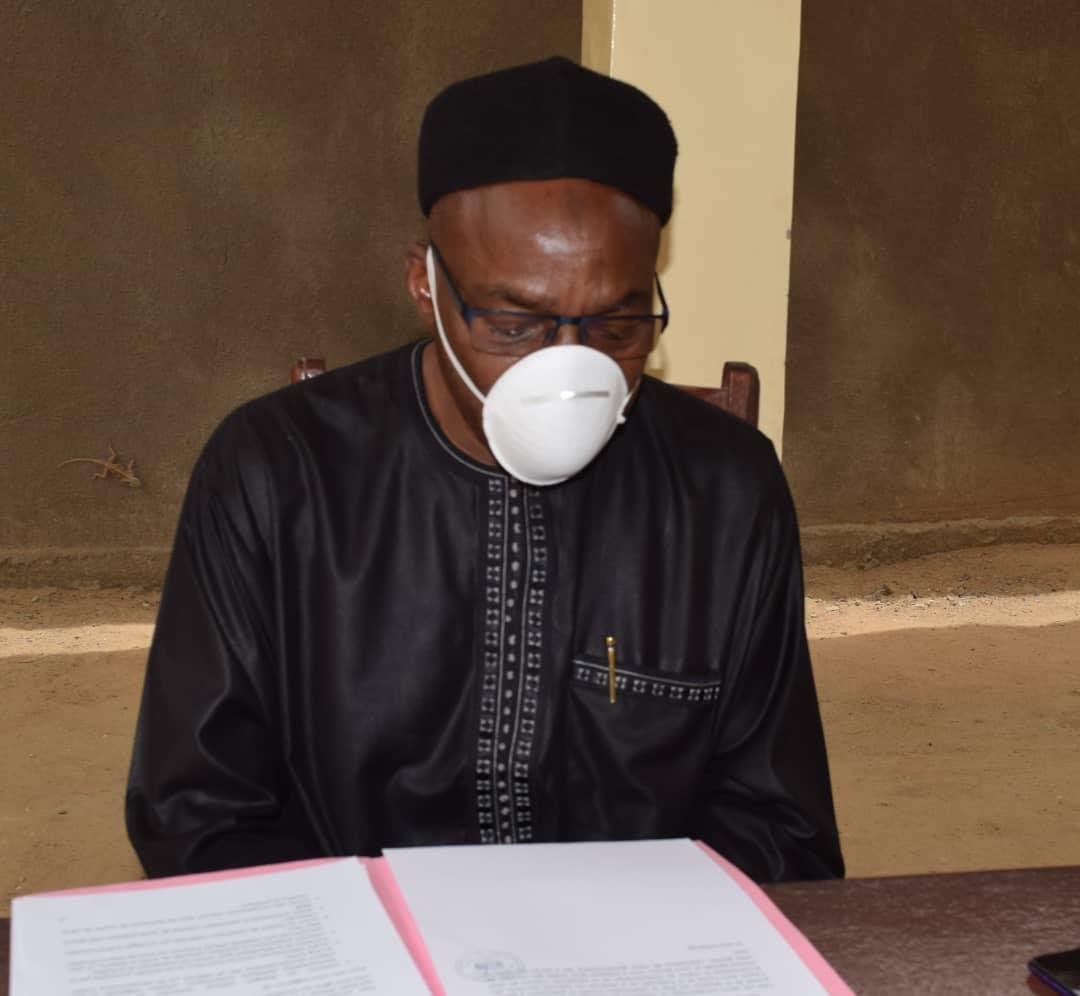 Kebzabo fustige la gestion douteuse du Covid19 et appelle à un dialogue national 1