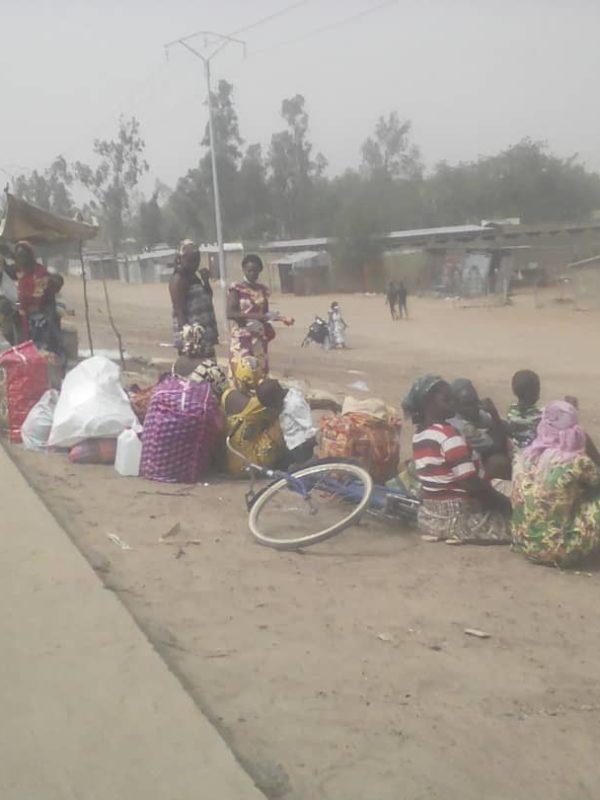 La ruée vers les provinces avant la mise en quarantaine de N'Djaména
