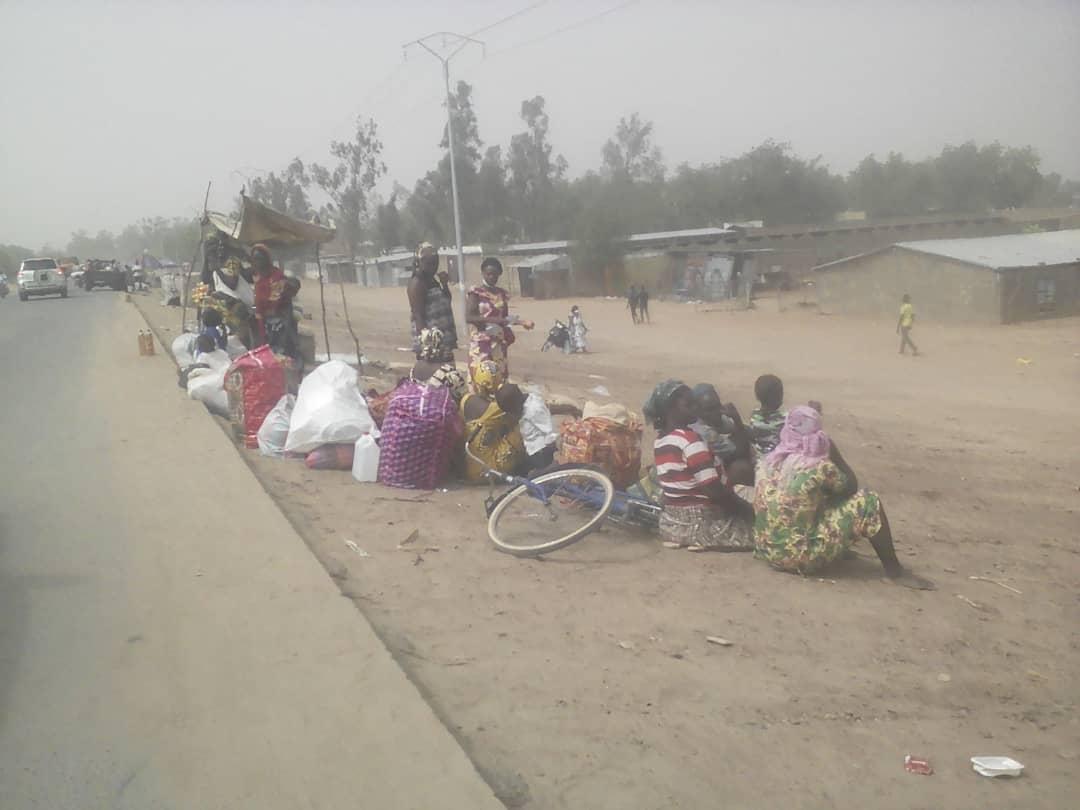 La ruée vers les provinces avant la mise en quarantaine de N'Djaména 1