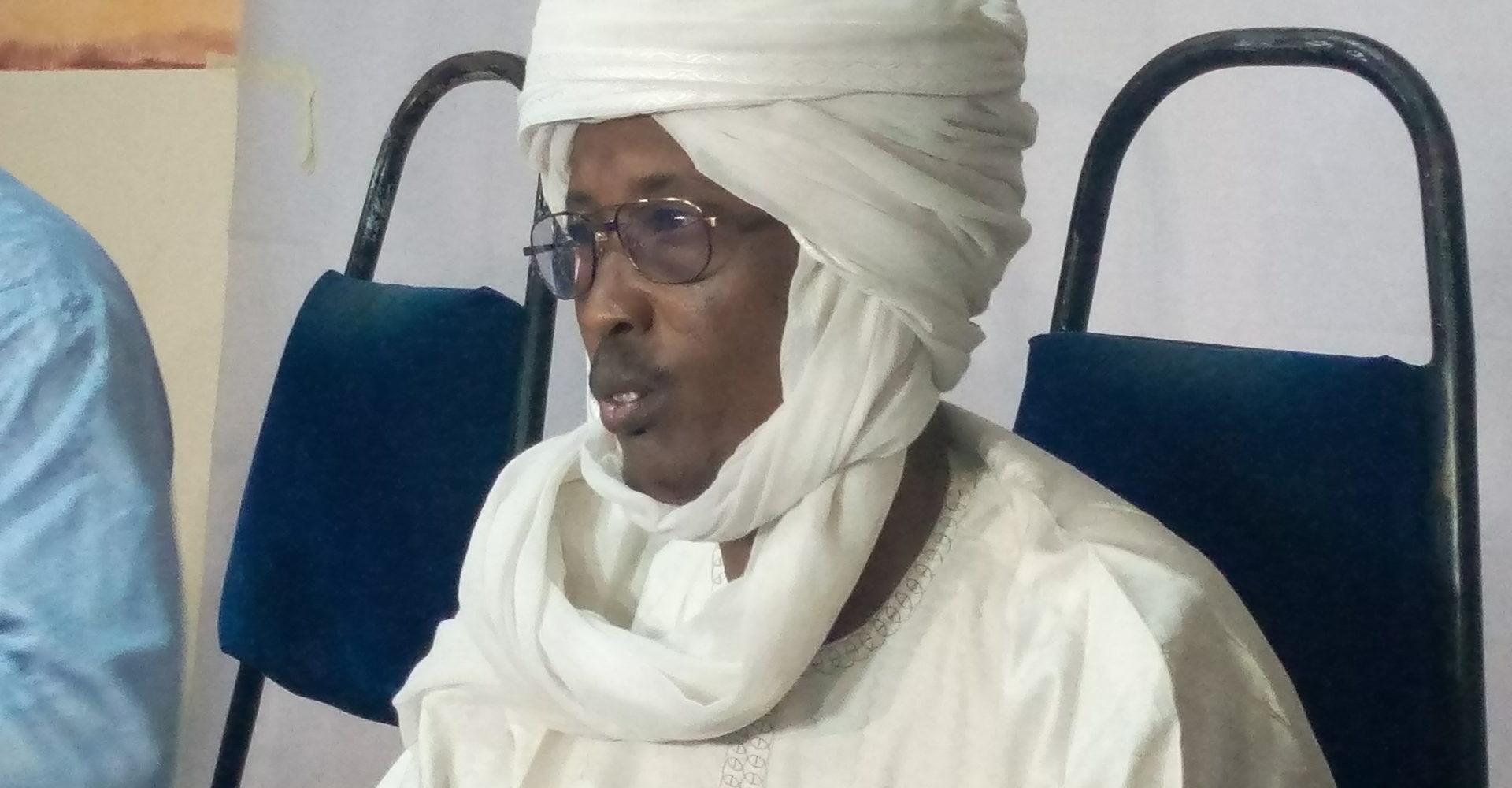 Affaire gifle à l'Assemblée: Galmaï Tchouwi désavoue Me Alain Kagonbé 1