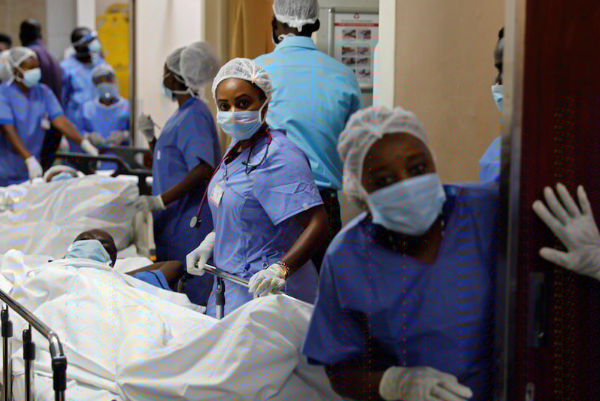 L'Afrique a franchi la barre de 100.000 contaminations