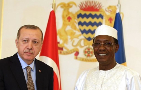 La Turquie fait un don de matériels médicaux au Tchad