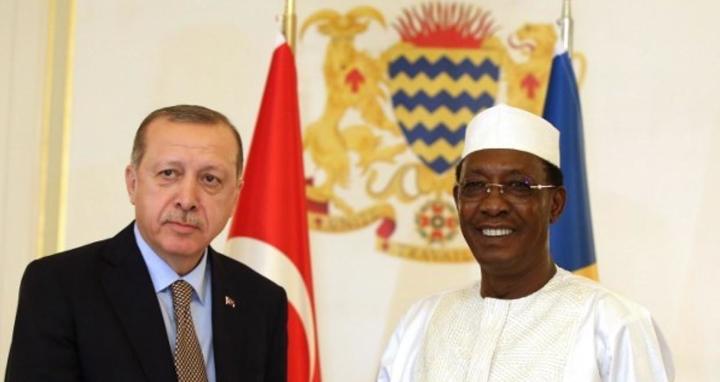 La Turquie fait un don de matériels médicaux au Tchad 1