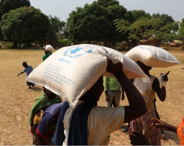 Le Pam fournira une assistance alimentaire aux personnes affectées par les effets socio-économiques des mesures de confinement