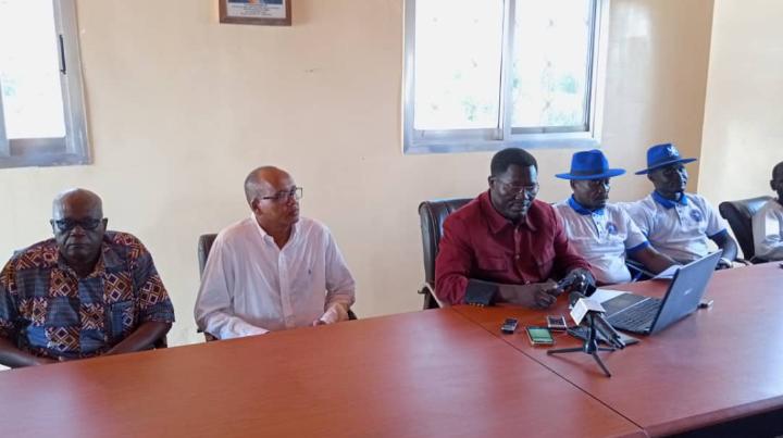 La Cgo s'indigne de la création de la plateforme des partis politiques contre le coronavirus 1