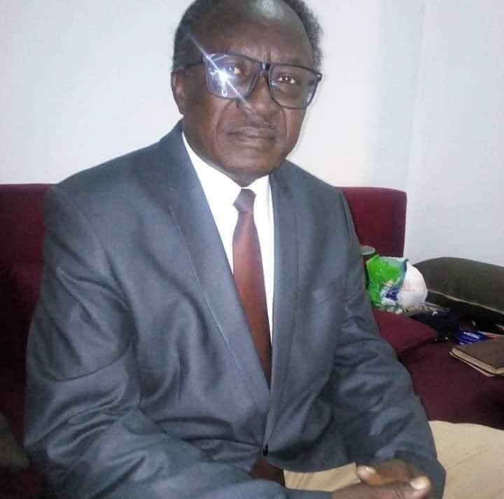 L'ancien journaliste Odering Goulaye Jérémie est mort 1