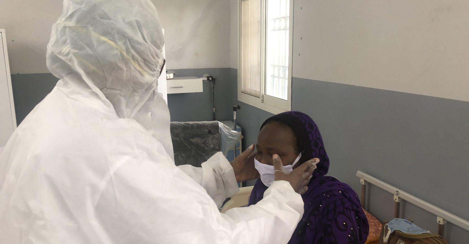 Plus que 15 malades du Coronavirus sous traitement 1