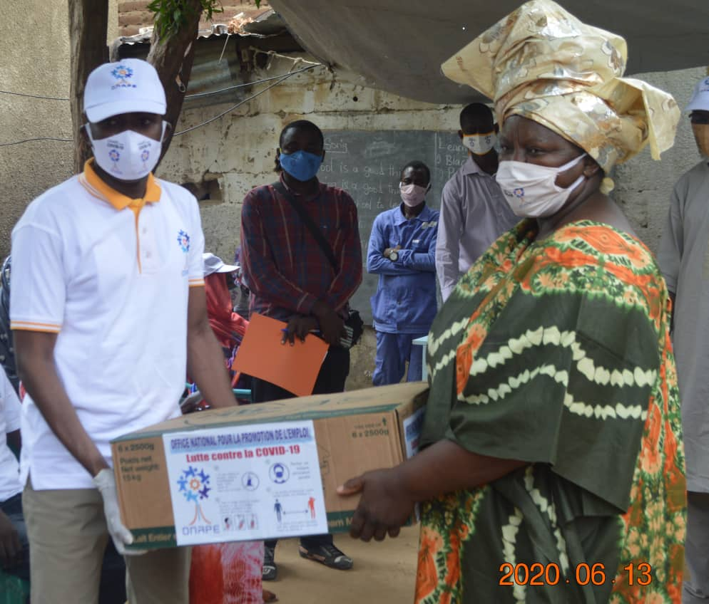 L'Onape à la rescousse de cinq orphelinats à N'Djamena 1